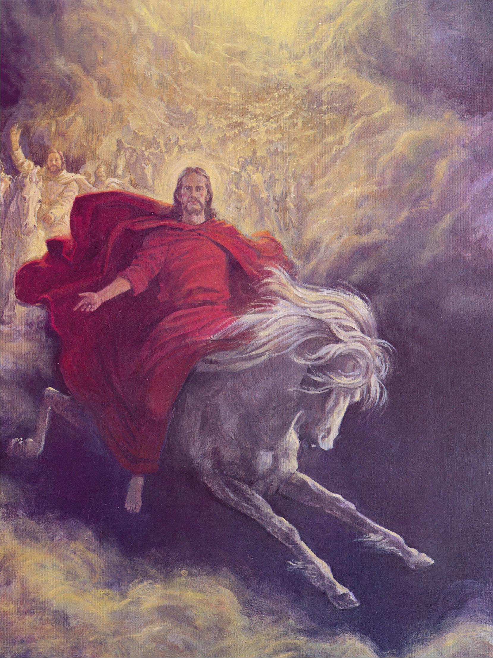 Jesus Second coming
